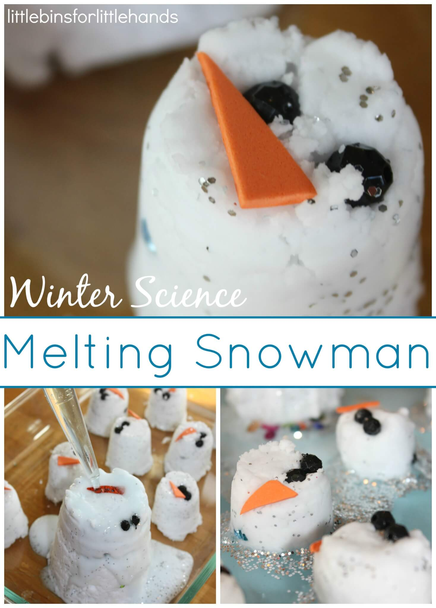 Winter Activities And Winter Science Experiments For Kids