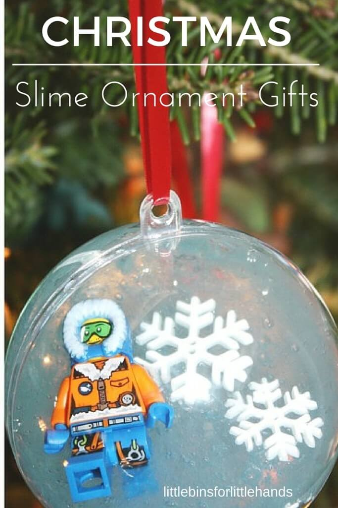 Slime Ornaments For Kid Made Gifts To Give And Get This