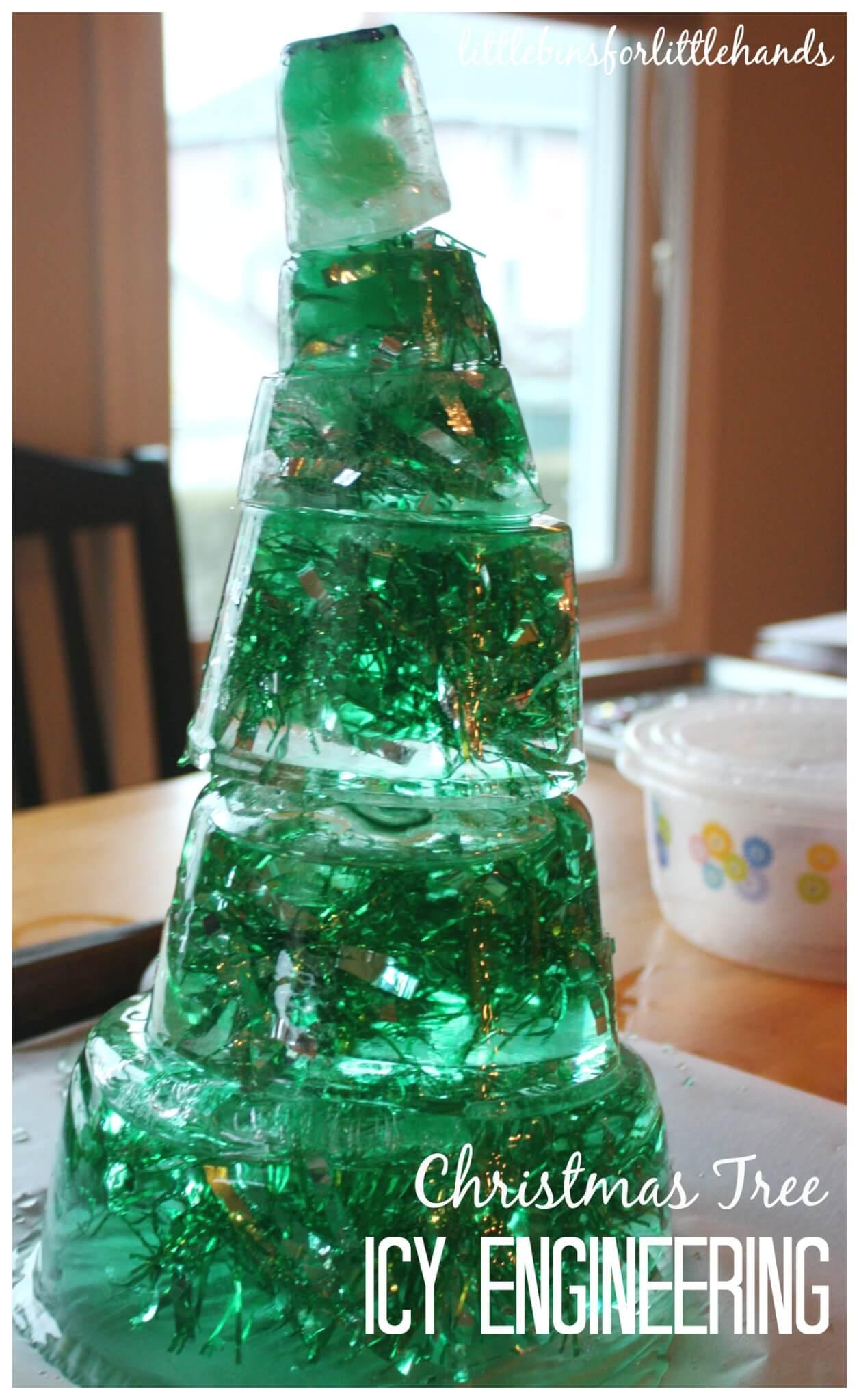 Christmas Stem Ideas For Kids