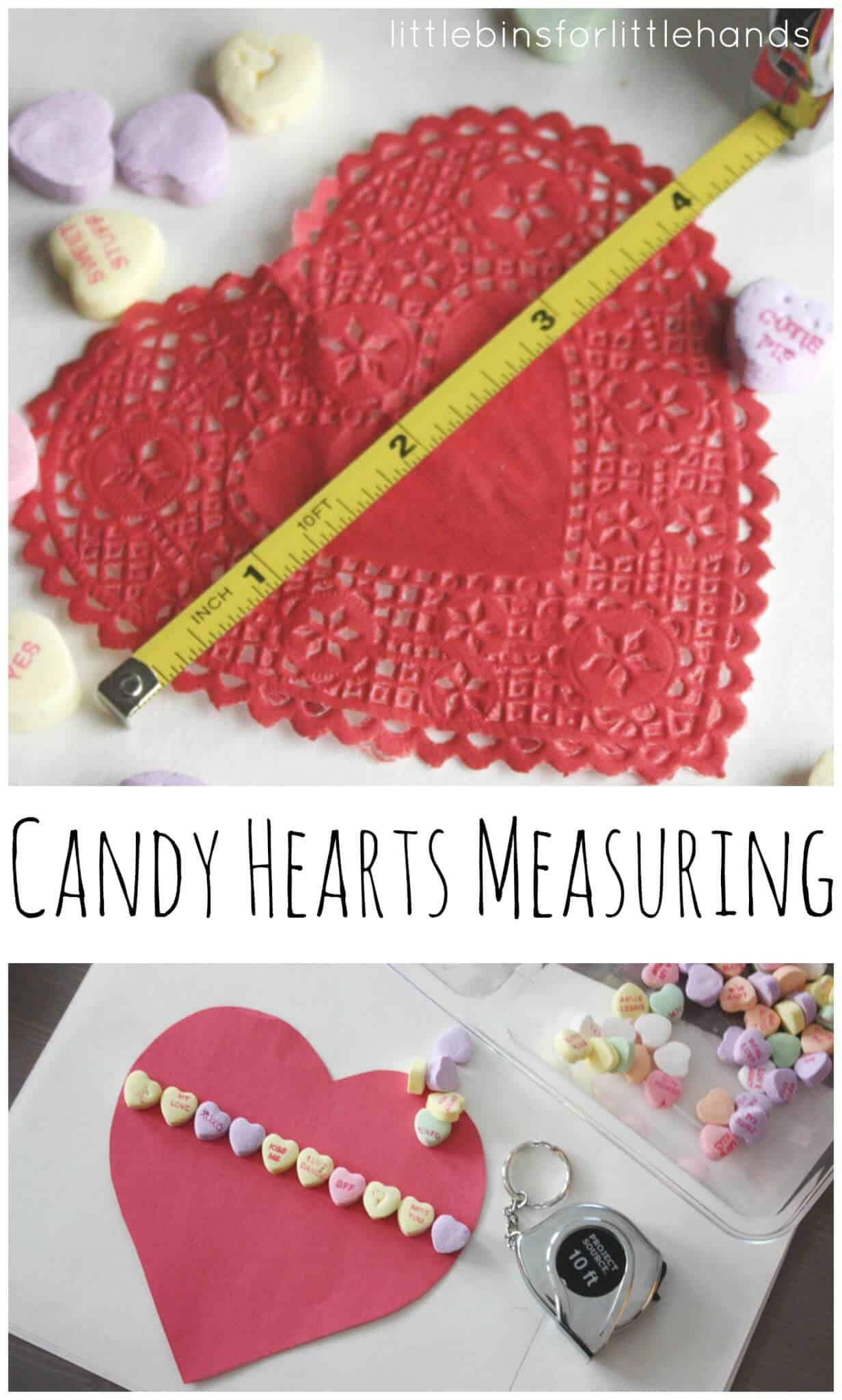 Candy Hearts Activities And Science Ideas For Valentine S Days