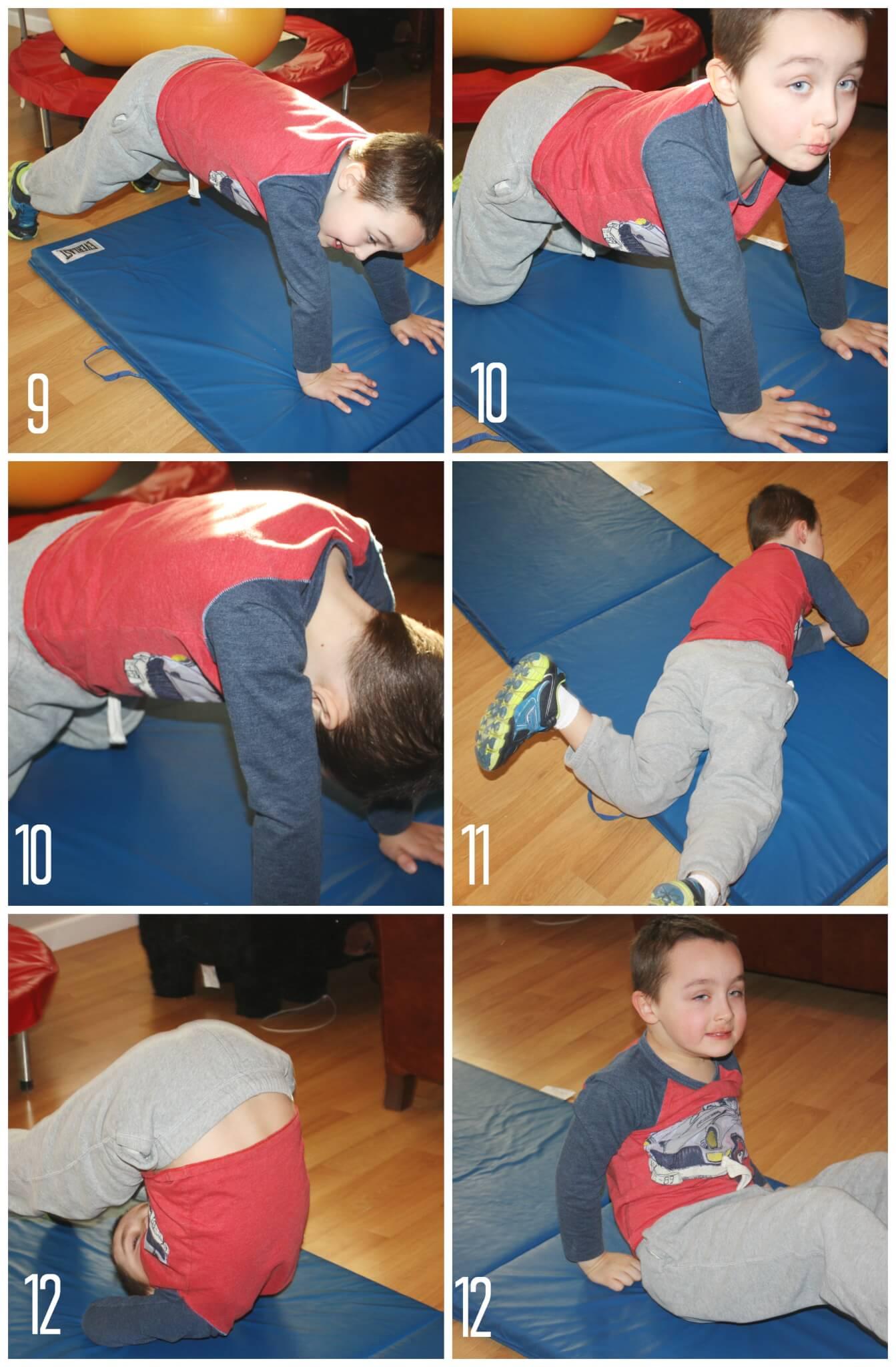 Fun Exercises For Kids