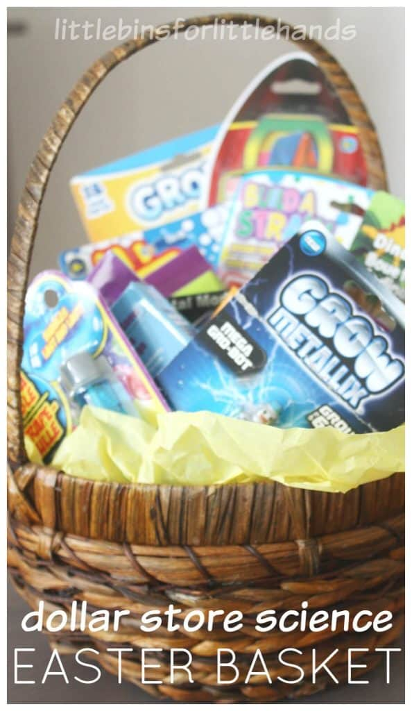 Dollar Store Science Kits For Easter Basket Ideas And Fillers