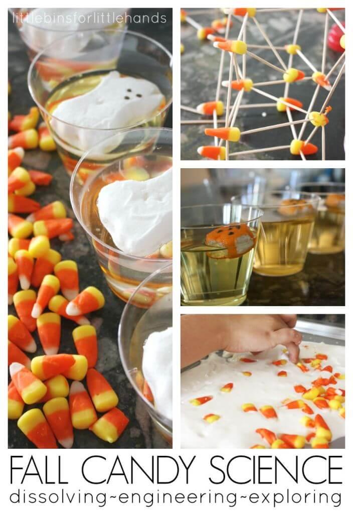 Halloween Science Experiments Fall Stem Activities
