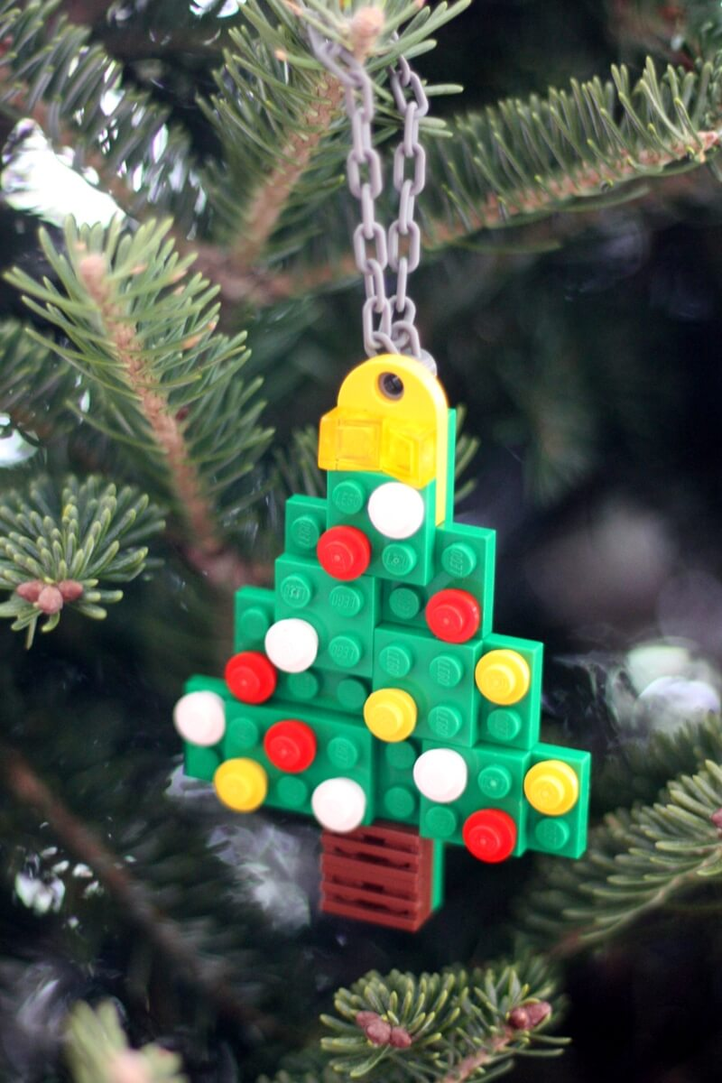 Make Candy Ornaments Christmas