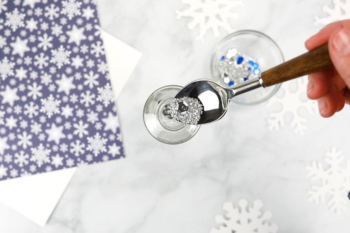 Snowman Sensory Bottle Melting Snowman Winter Activity
