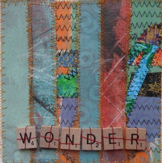 new work by Vicki Bolen