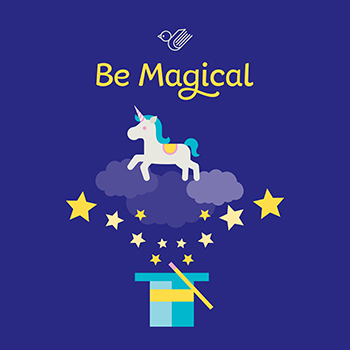 Be magical book box - order day!