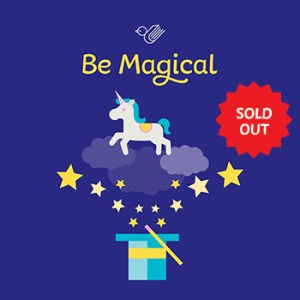 Be magical book box - sold out!