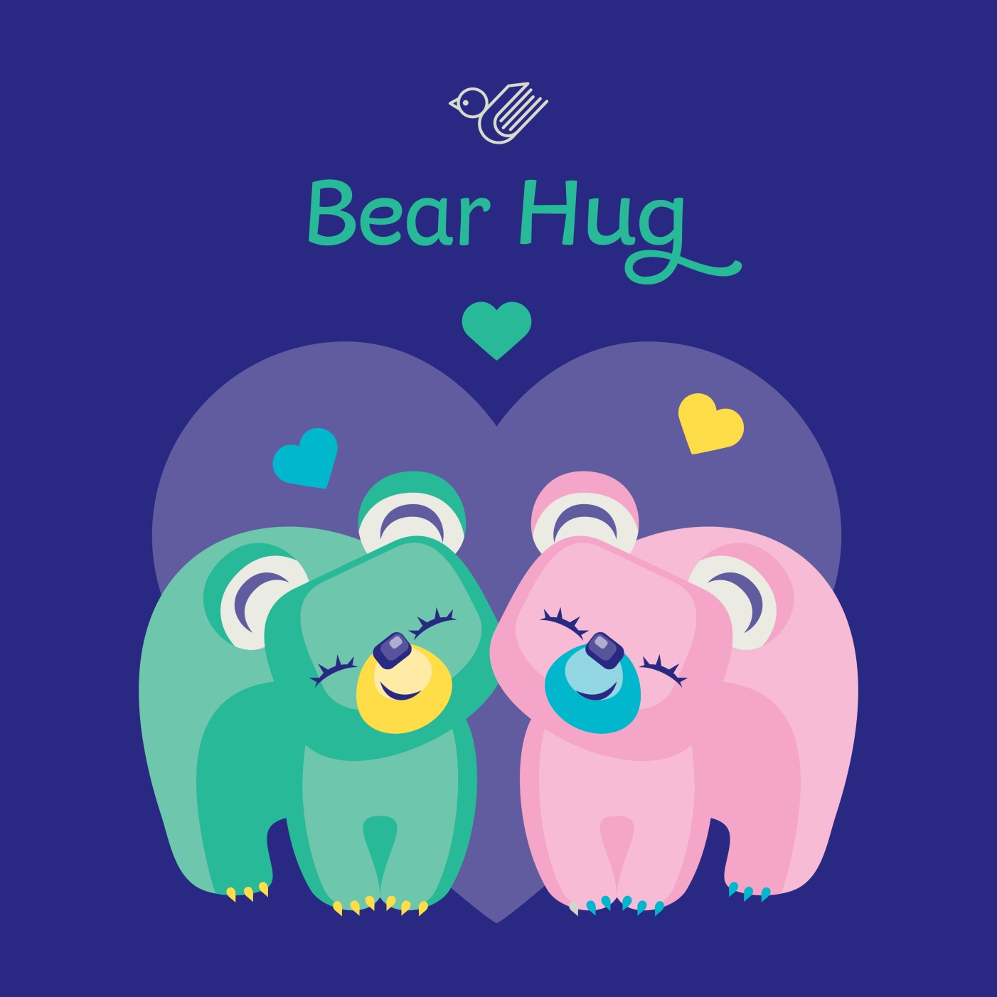 Bear Hug book box