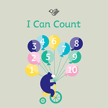 I can count book box