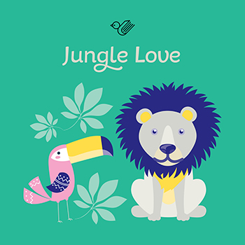 Jungle love book box - order now