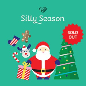 Silly season book box - sold out!