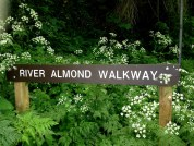 River Almond Walkway