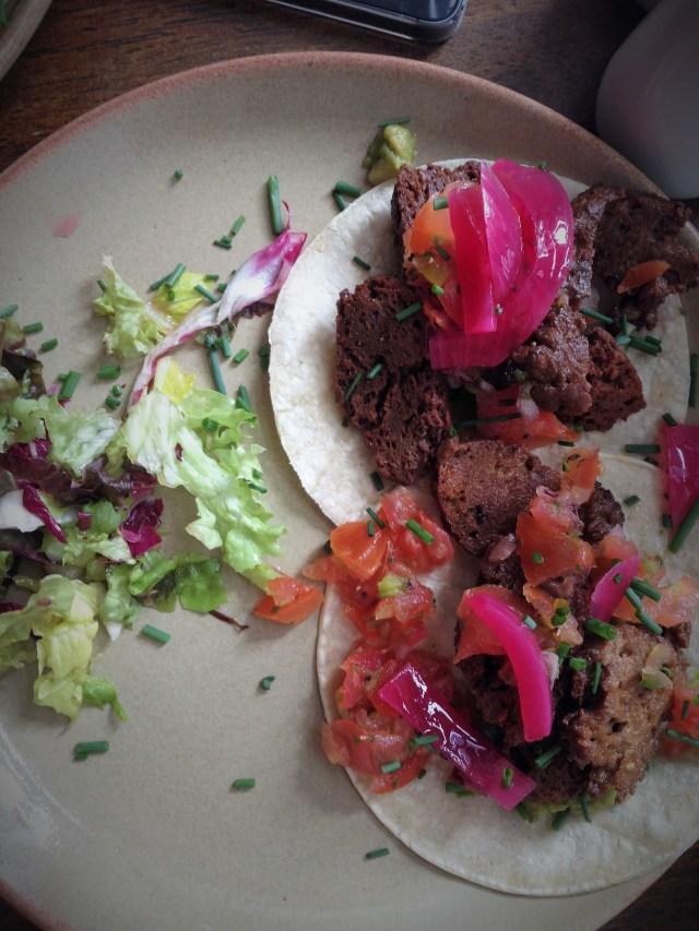 Sonora Tacos - Spiced Seitan