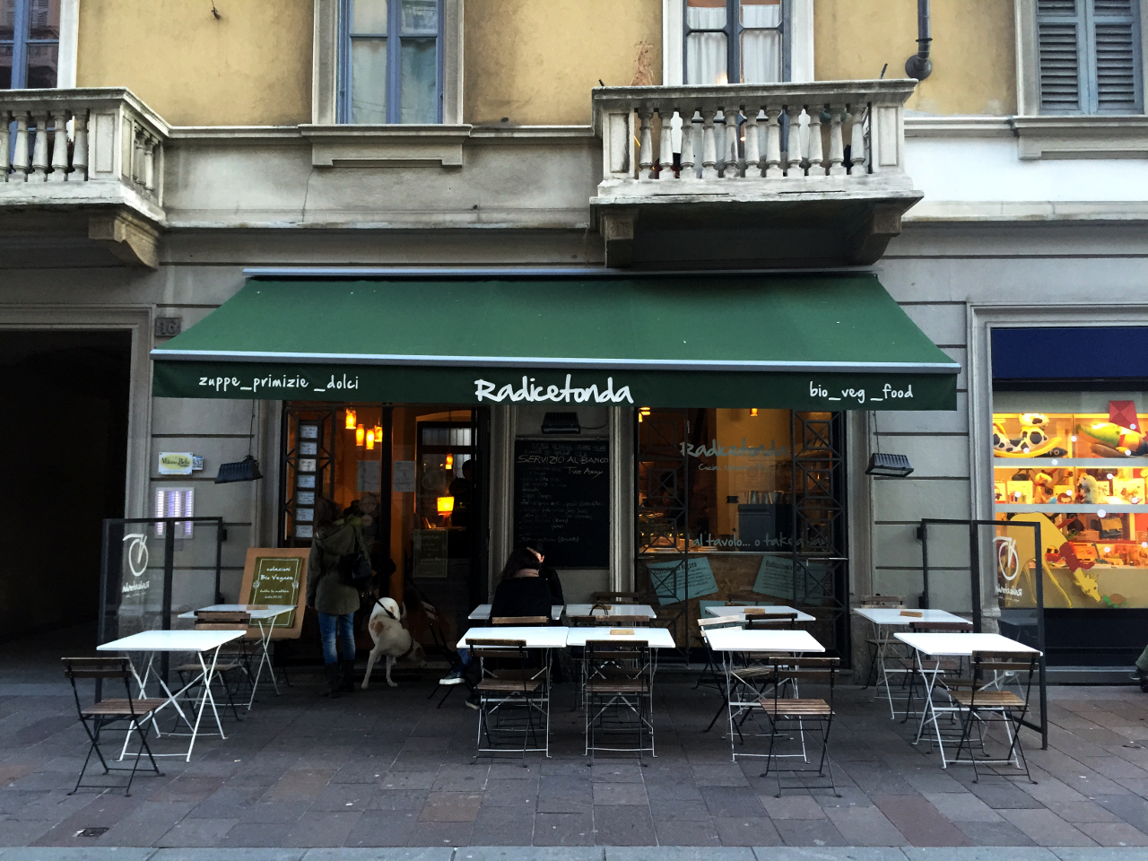 Where to eat healthy in milan little bites of beauty for What to eat in milan
