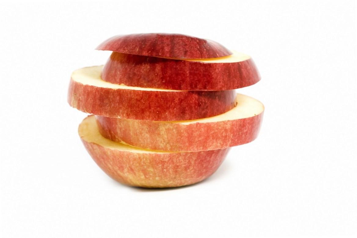 Raw Apple Strudel