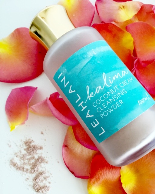 Kalima Coconut Cream Cleanser by Leahlani Skincare.