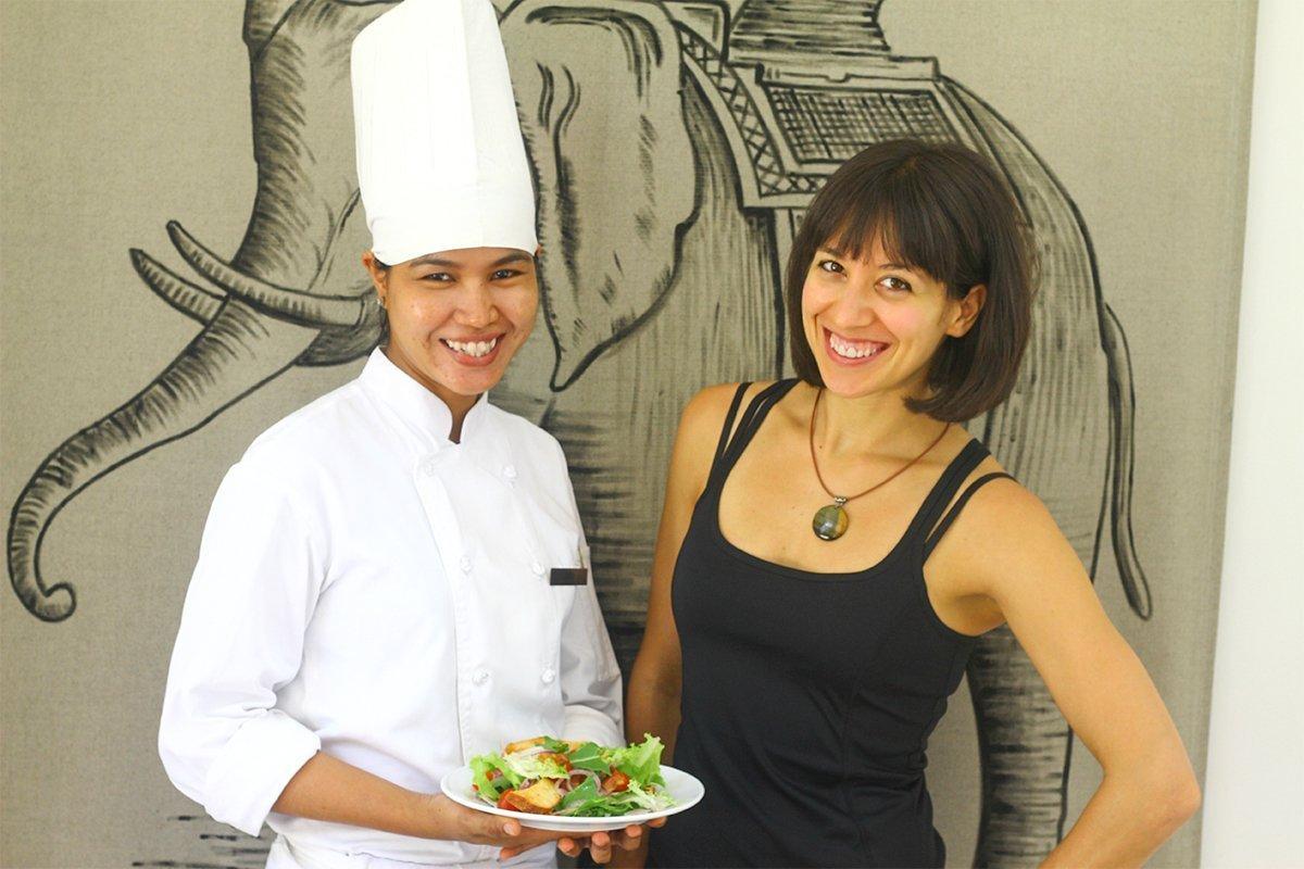 Chef Nha at Park Hyatt Siem Reap