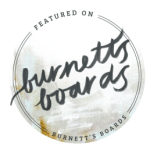 little bit heart - featured - burnett's boards, vintage travel themed inspiration