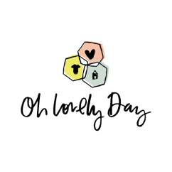 little bit heart | branding design, logo and website design - annapolis baker, wedding cakes - oh lovely day