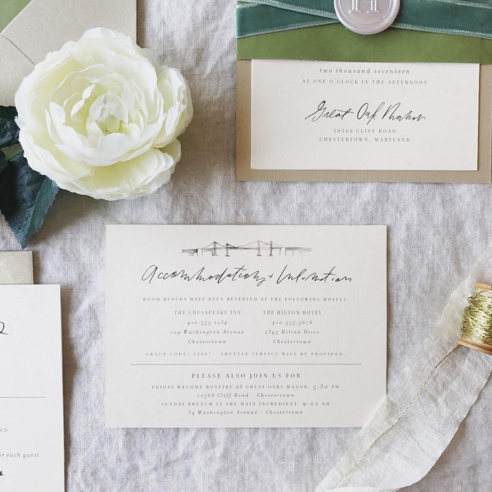 little-bit-heart_IRLelegant-greenery-wedding-invitation4