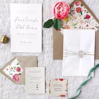 little-bit-heart_IRL_spring-floral-wedding-invitation-handlettering2