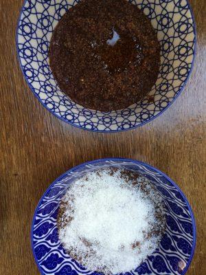 quinoa ontbijt bounty kokos cacao