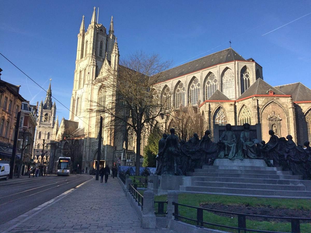 Cityguide Gent - de kerk