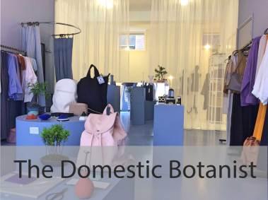 the domestic botanist