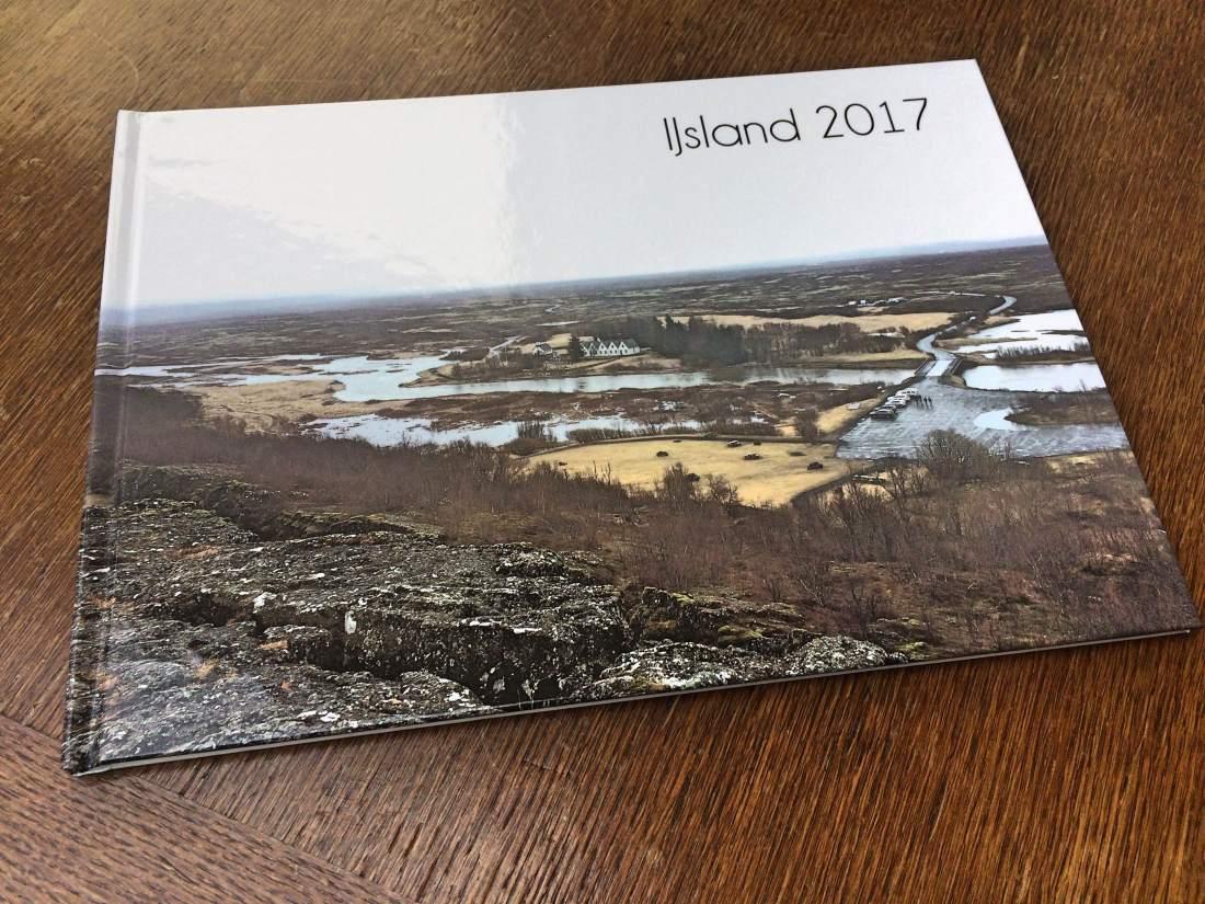IJsland fotoboek