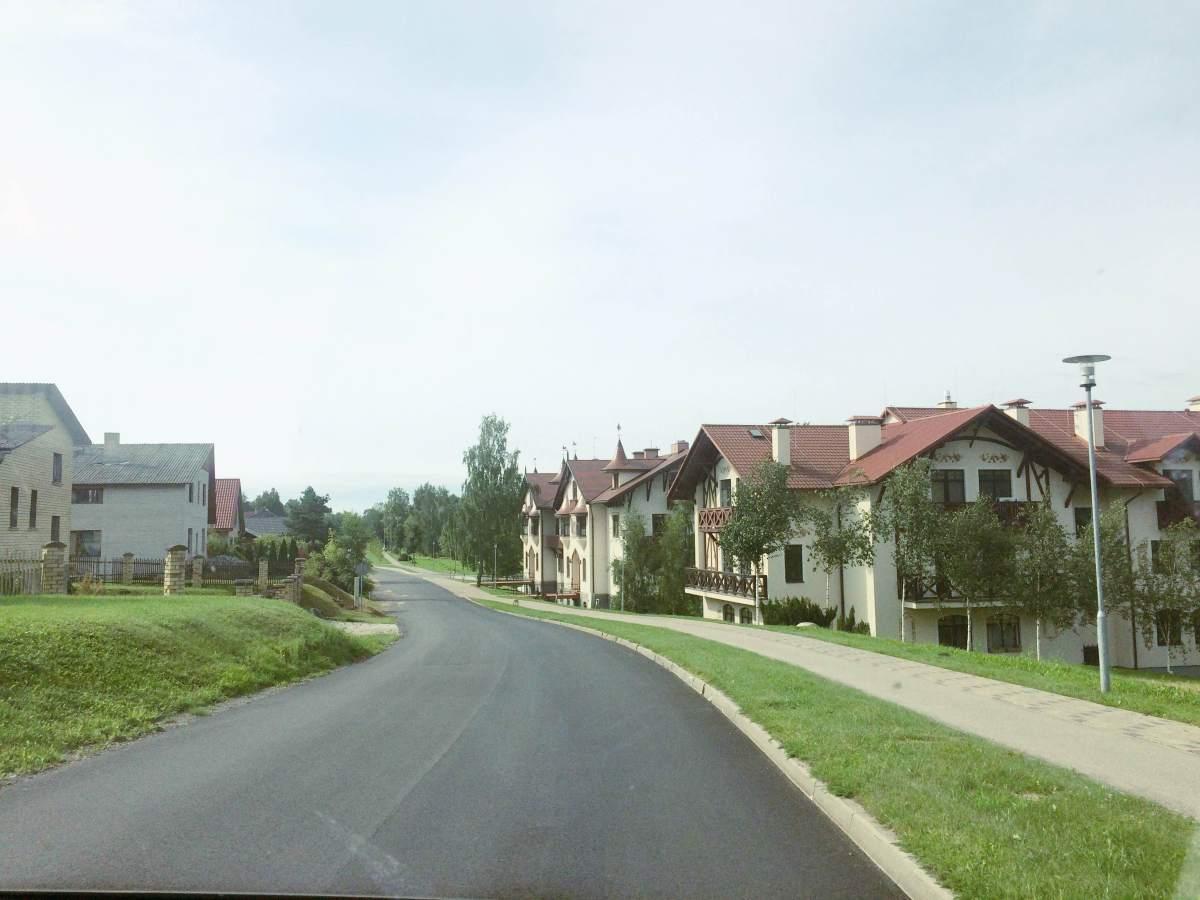 Platteland Letland