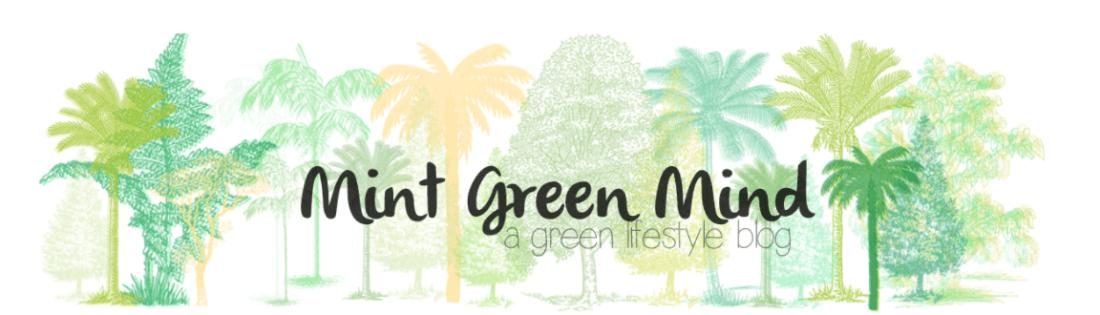 Groene blogs mint green mind