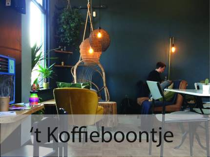 t Koffieboontje