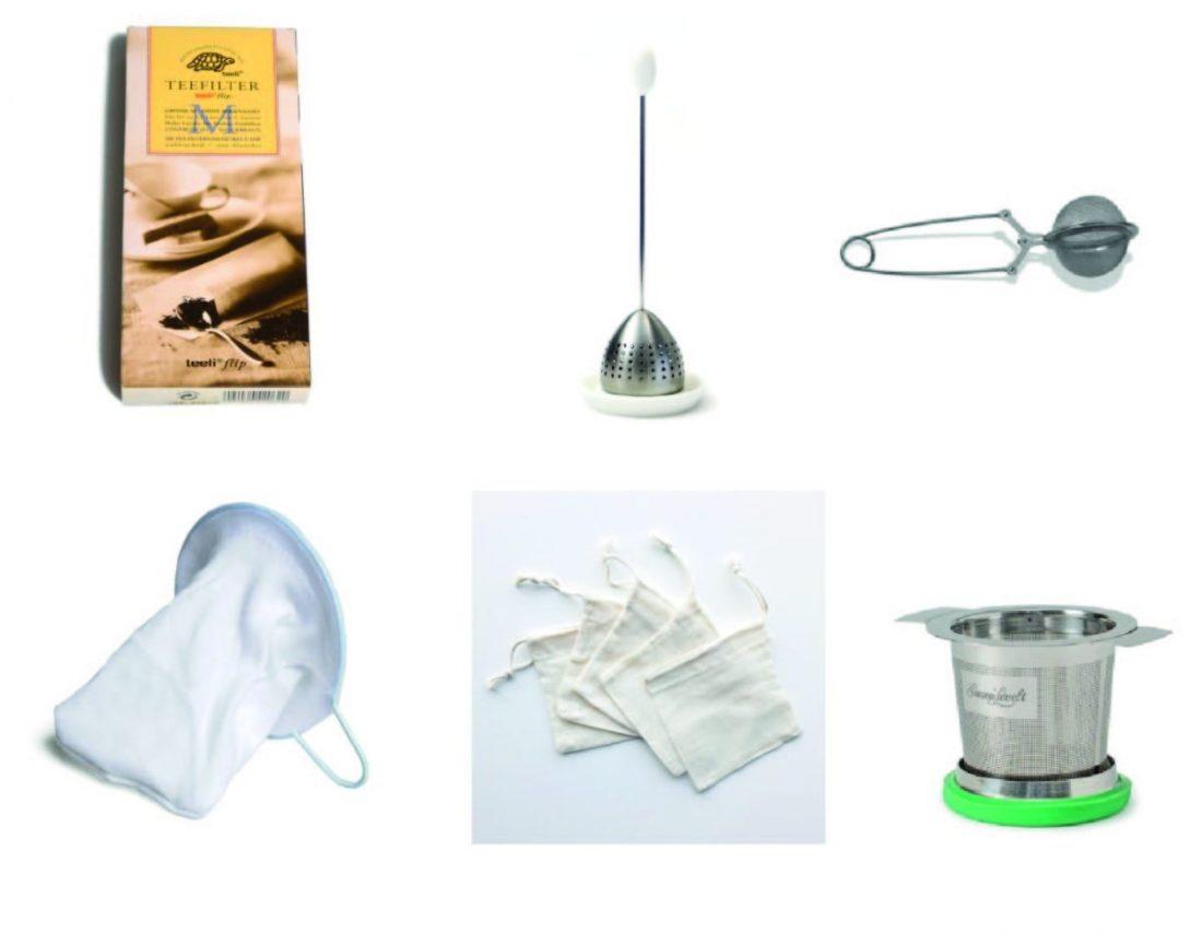 Duurzaam koffie en thee zetten - theefilters