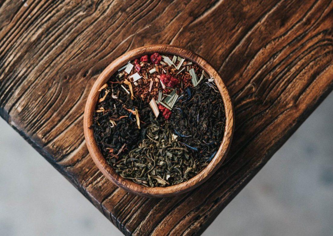 Duurzaam koffie en thee zetten - losse thee