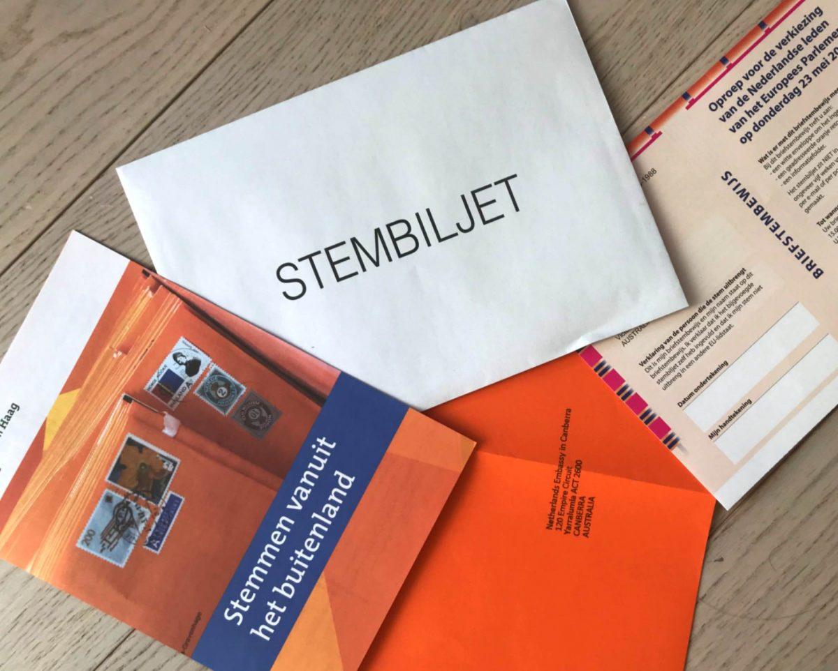 Stemmen vanuit het buitenland voor de Europese Parlementsverkiezingen