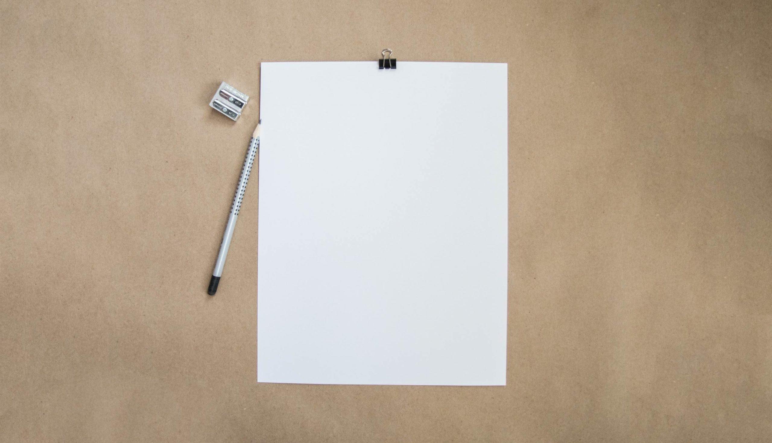 blogconcepten die het daglicht nooit zagen