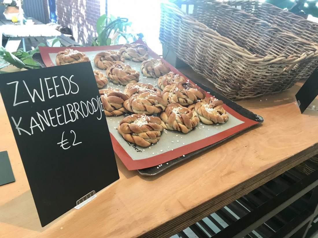 Loaf Utrecht kaneelbroodjes