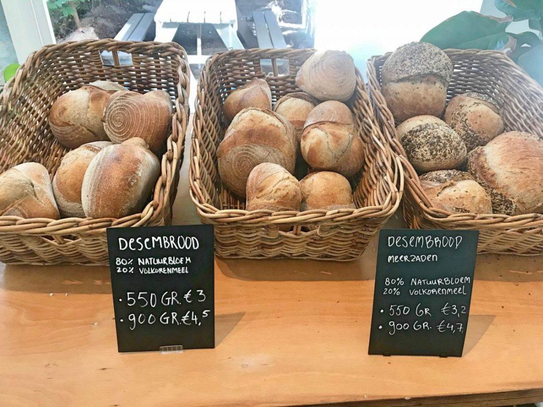 Loaf Utrecht broden