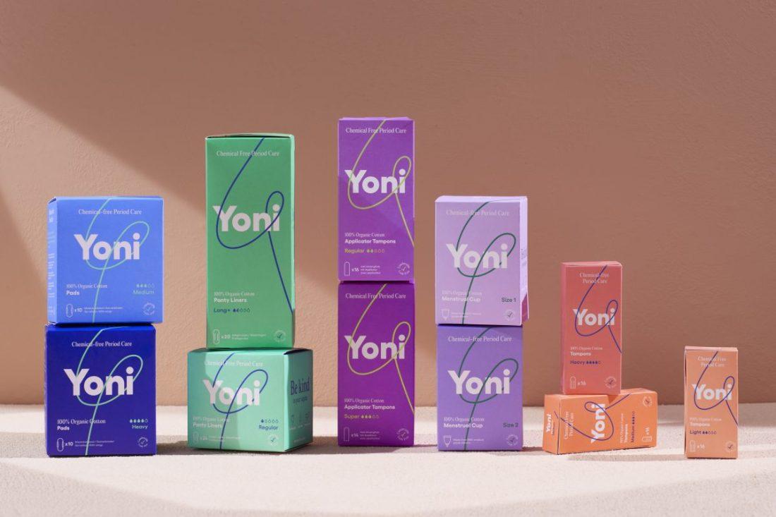 yoni maandverband voor een duurzame period