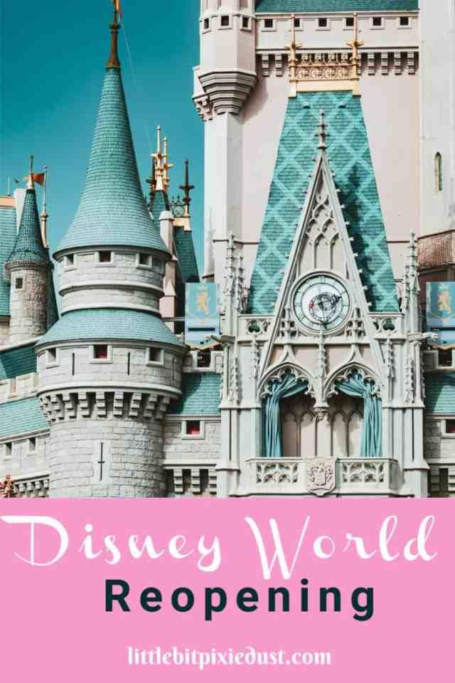 disney world reopening