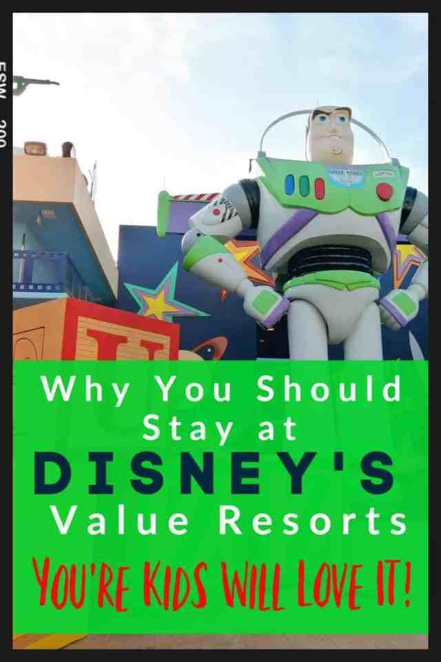 Disney value resort