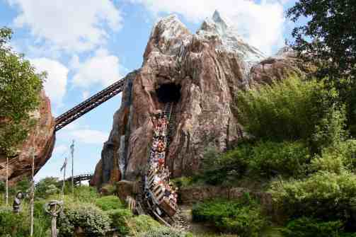 Disney World Expedition Everest