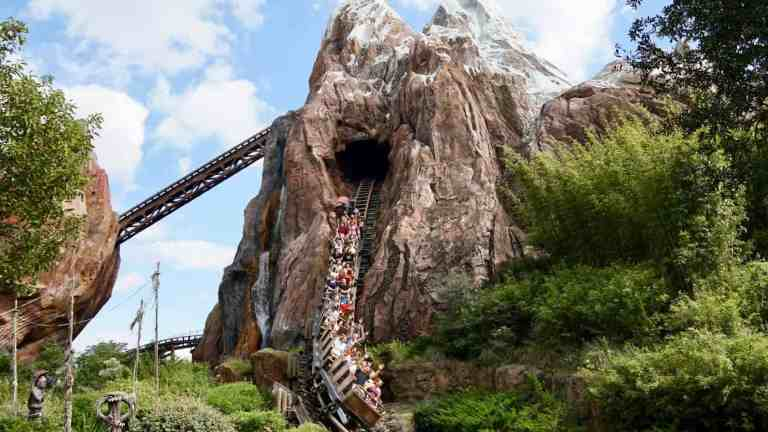 Best Walt Disney World Thrill Rides