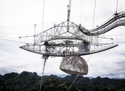 Arecibo photo