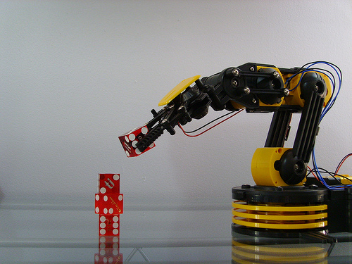 robotic arm photo