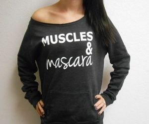 muscles mascara