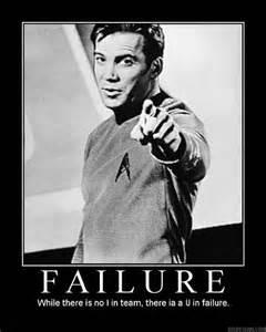 failure kirk