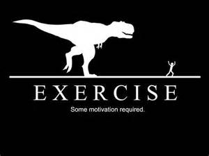 exercise t rex