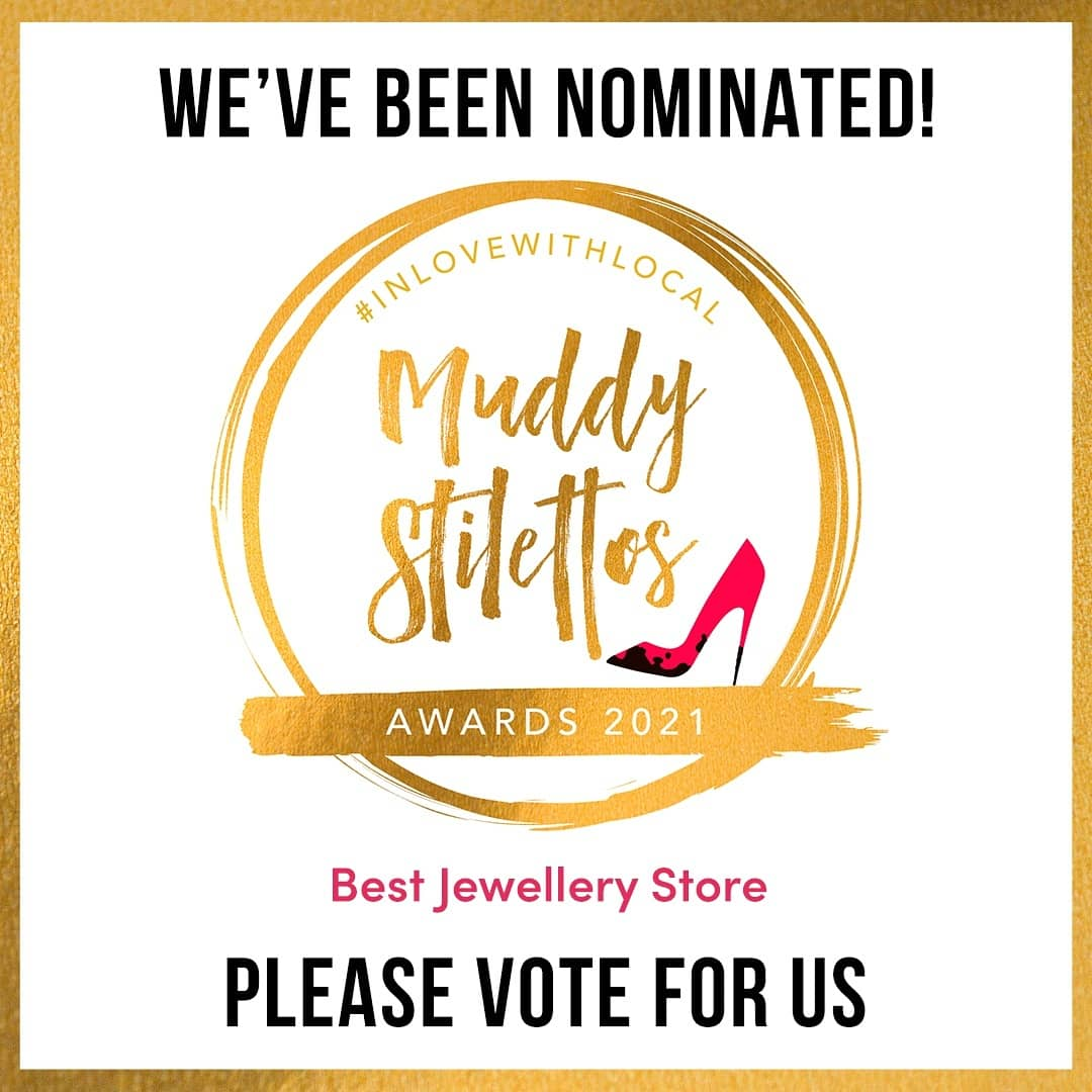 Muddy Stilettos Awards Certificate